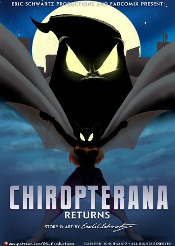 Eric W. Schwartz-Chiropterana Returns