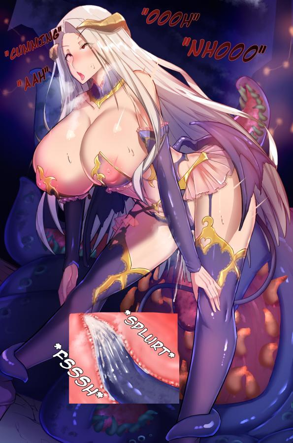 [Bigshine] Halloween Princess Irisviel no Uwaki Kaima Koubi (Fate/Grand Order) eng