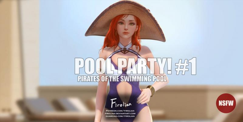 Firolian - Pool Party Volume 1 - Miss Fortune