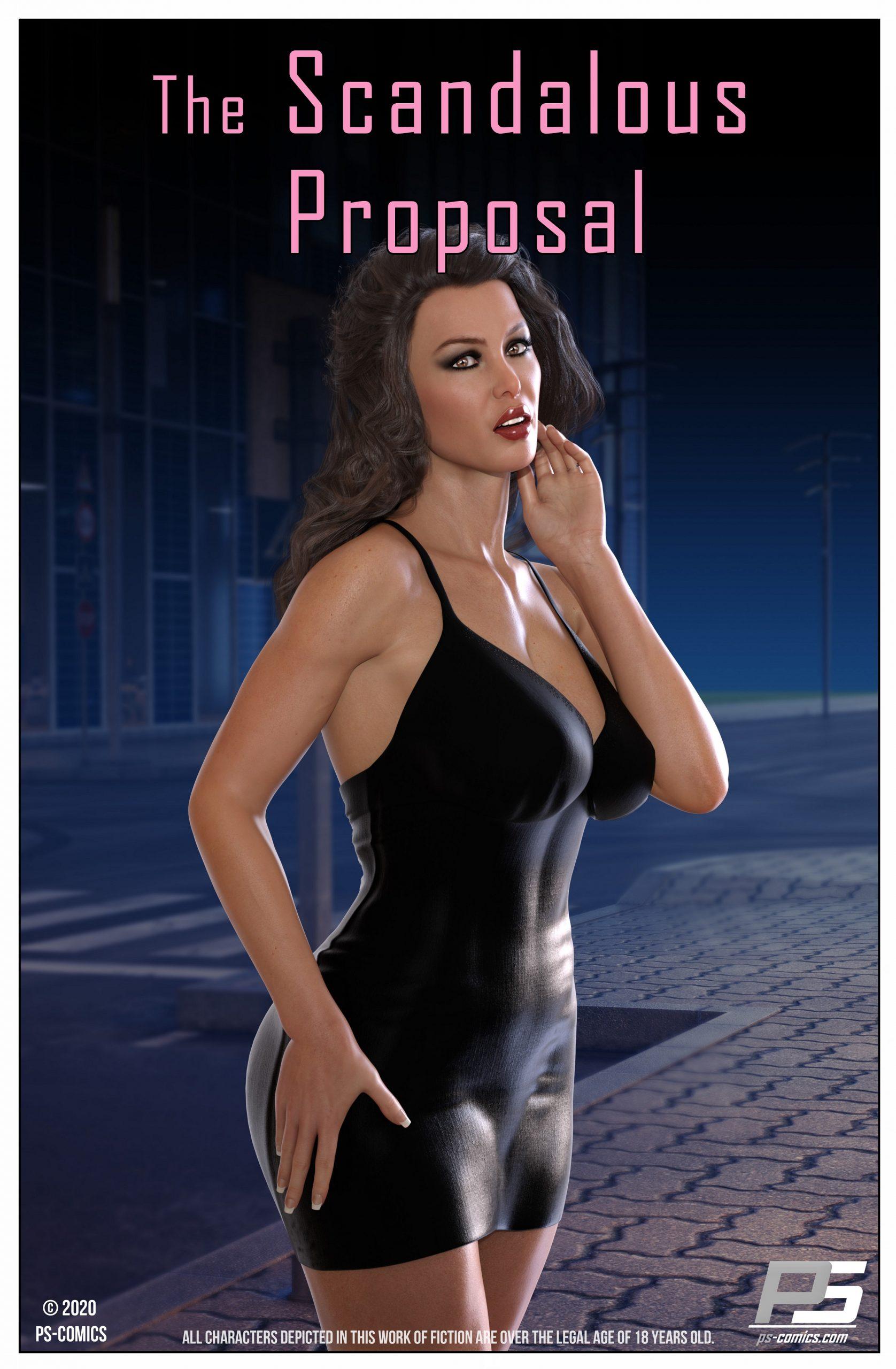 Pegasus Smith - The Scandalous Proposal