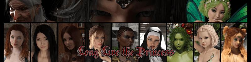 Long Live the Princess [v0.32.0] [Belle]