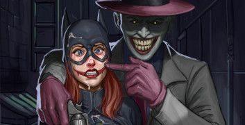 AdooHay-The Fall of Batgirl