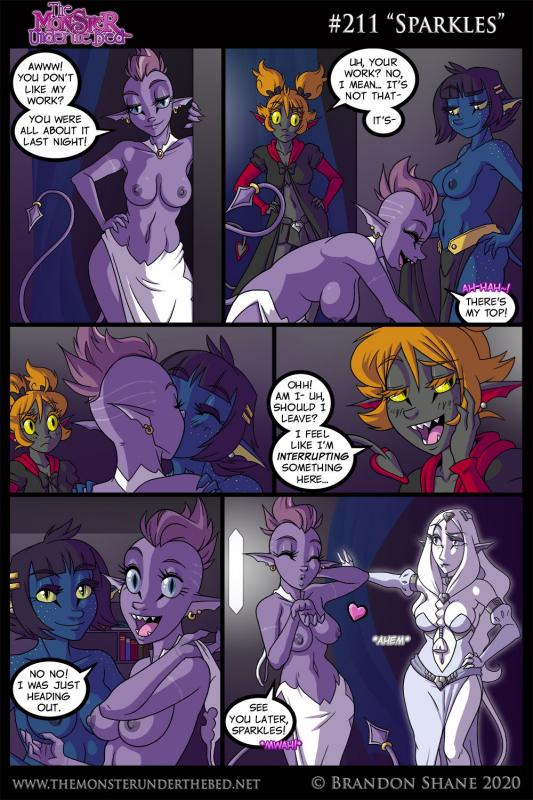 Brandon Shane - The Monster Under the Bed ch.1-4 Ongoing