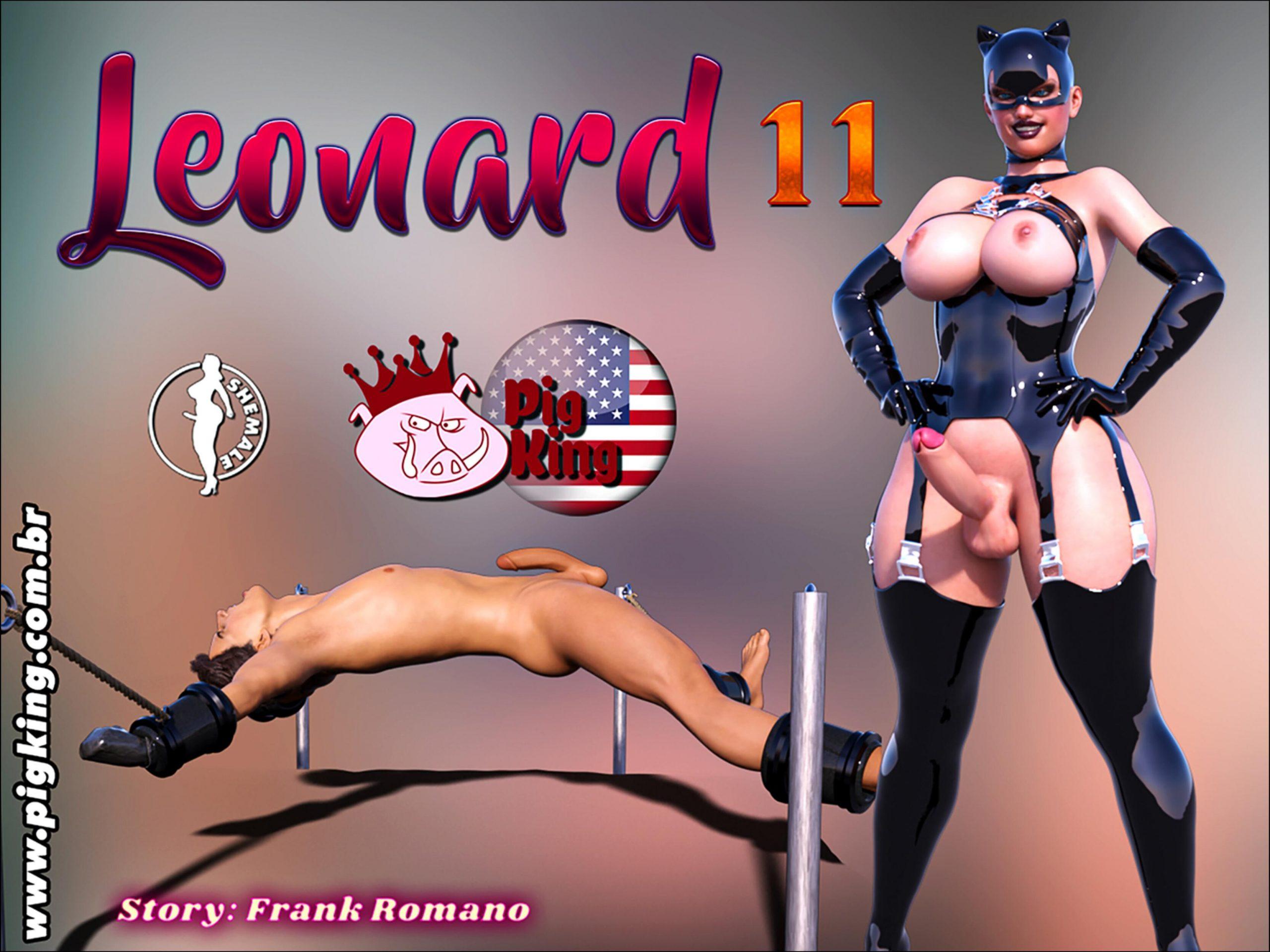 PigKing - LEONARD 11