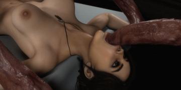 3DZen – Residential Evil XXX 3