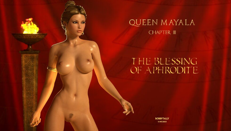 [Bobby Tally] Queen Mayala III - The Blessing of Aphrodite