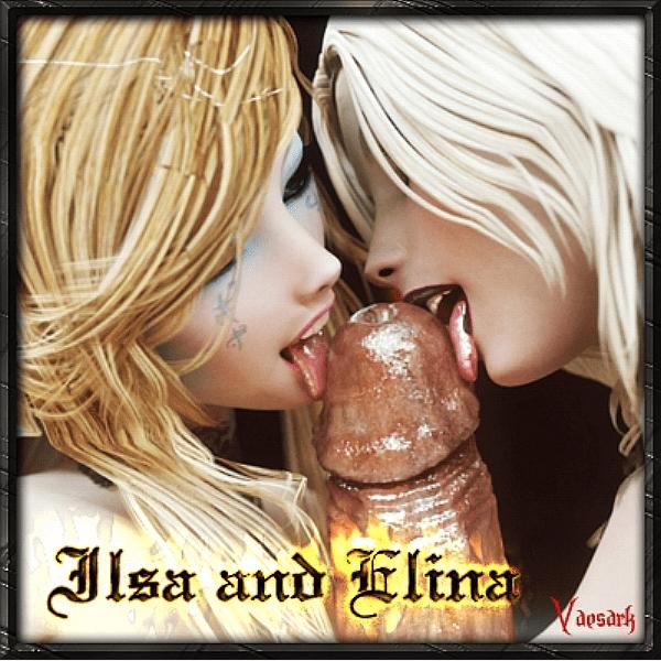 Vaesark – CGS 135 - Ilsa and Elina