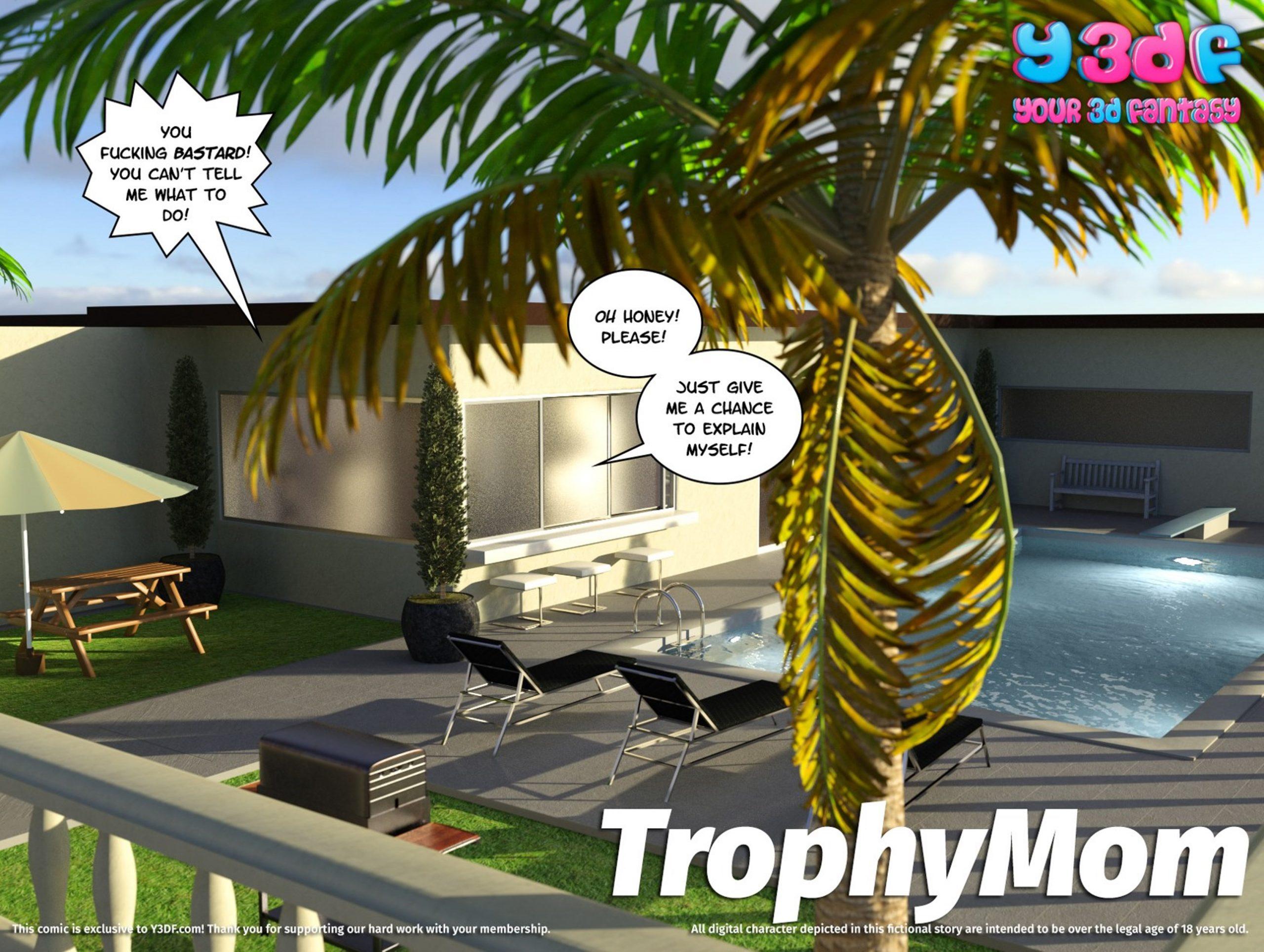 Y3DF - TrophyMom
