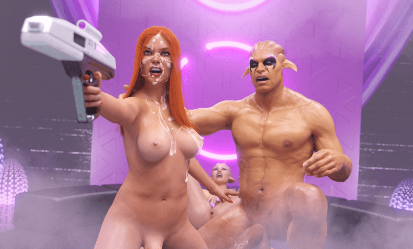 GoldenMaster – First Contact 7 – Night of Primal Lust