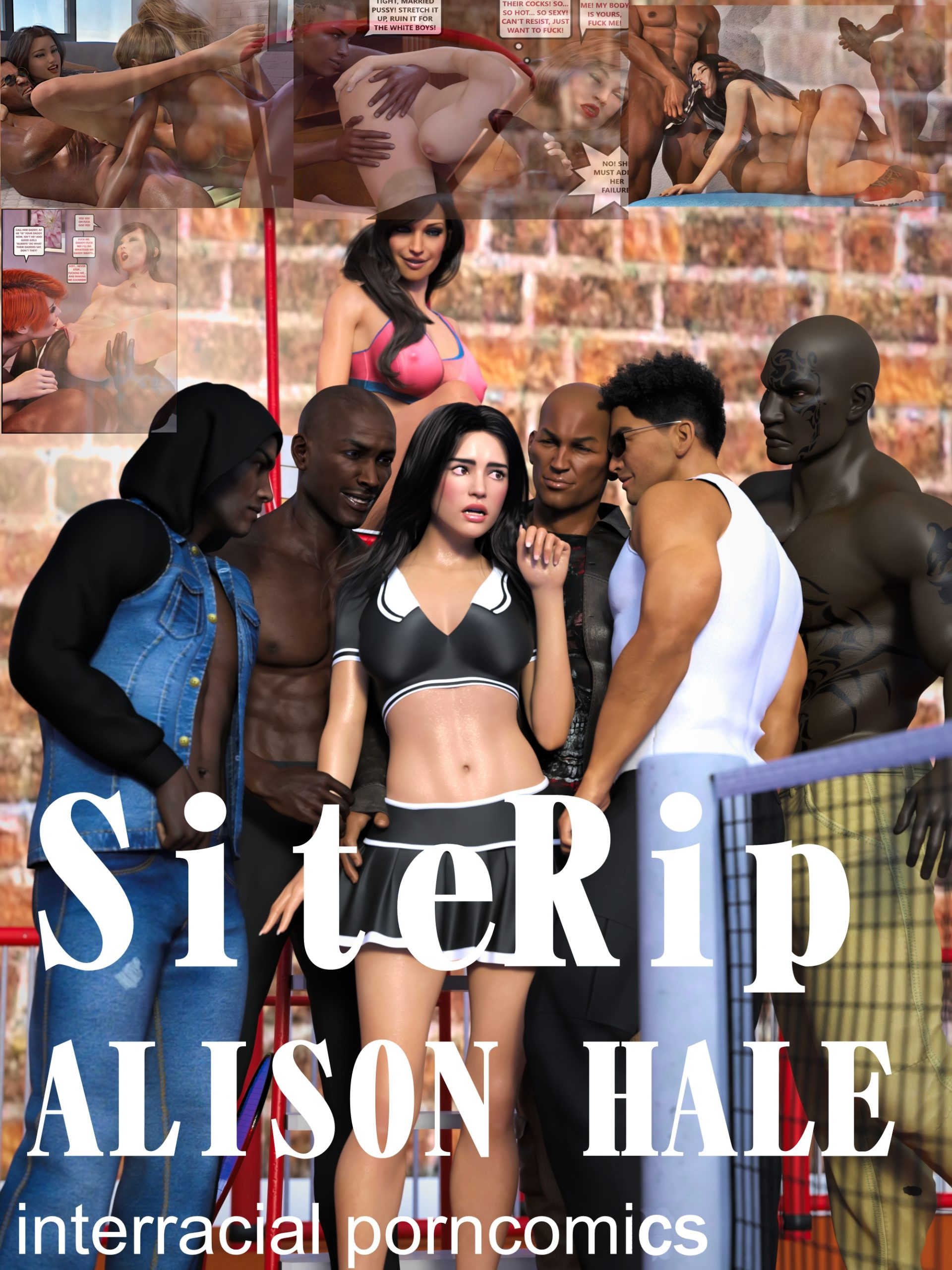 ALISON HALE - SITERIP