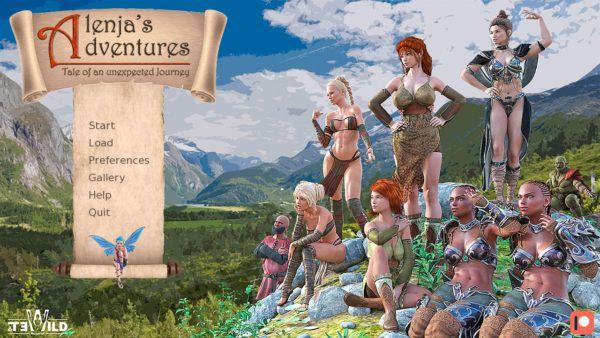Alenja's Adventures [v0.03 Remaster]