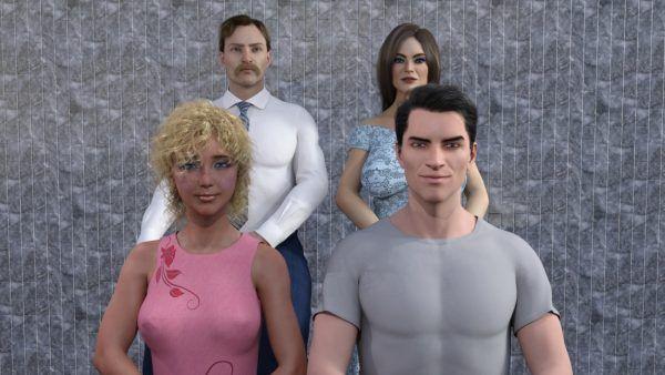 Blackmailing The Family [v0.07b]