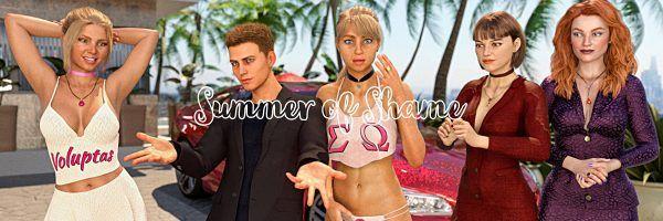 Summer of Shame [v0.24]